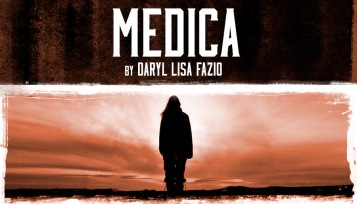 The publicity image for Daryl Lisa Fazio's MEDICA, EWL 2017