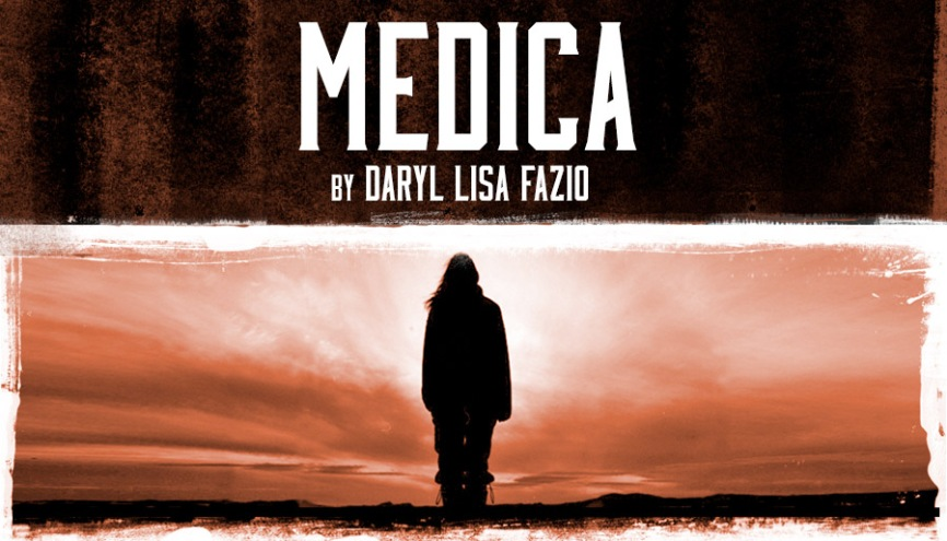 The publicity image for Daryl Lisa Fazio's MEDICA, EWL 2017