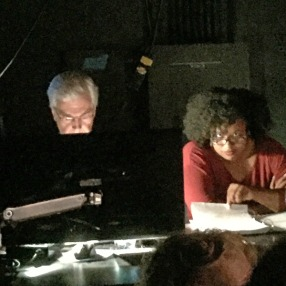 Robert Putnam and Dalyla McGee in Sherry Camp Paulsen's TIME FLIES