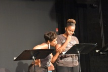 Tracey Bonner and Britany Inge Y: T