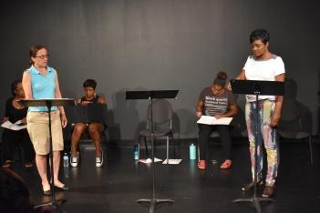 Tracey Bonner, Jen Harper, Tonia Jackson and Britany Inge Y: T
