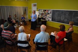 Celise teaching 2017