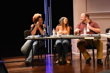 Mia, Erika Ragsdale and Ian Gibson