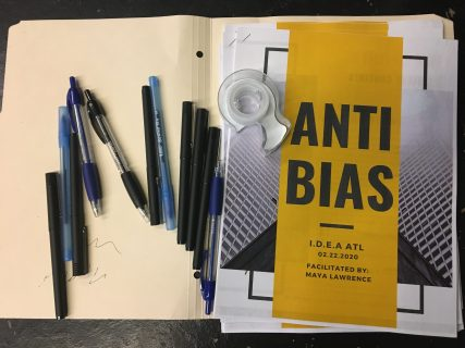IDEA ATL Anti Bias Workshop